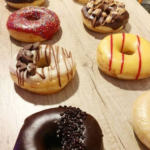 Captain donut